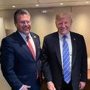 Trump zviezol Šefčoviča na Air Force One a poslal tankery s plynom do Európy