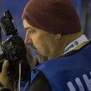 Klamar fotograf hokej