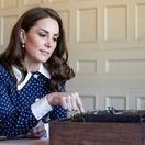 ojvodkyňa Catherine z Cambridge na návšteve Bletchley Park