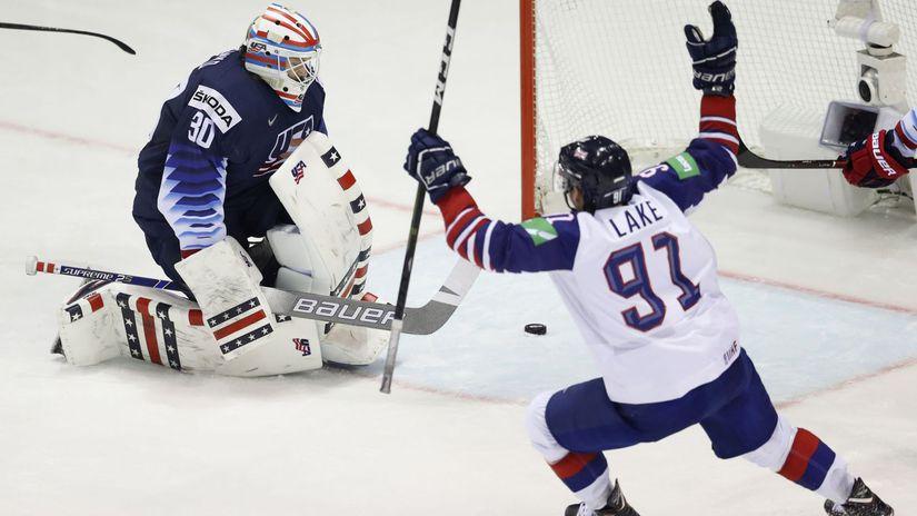 R Bratislava MS2019 Hokej A USA Veľká Británia KEX