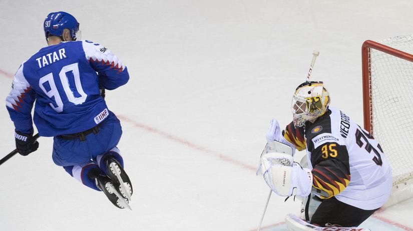 SR Košice MS2019 Hokej A Nemecko Slovensko Tatar