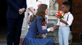 vojvodkyňa Catherine z Cambridge na návšteve Bletchley Park