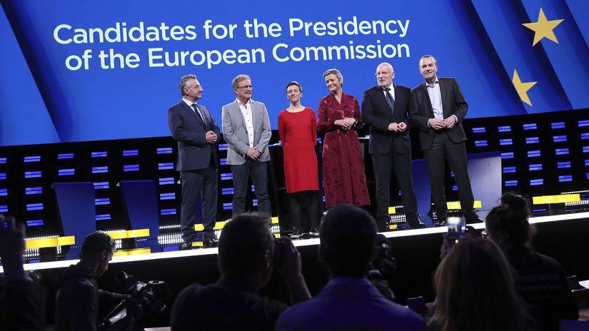 eurokandidáti,