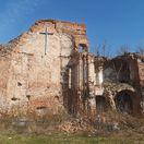 Tajomný kláštor sa nenávratne mení na ruinu