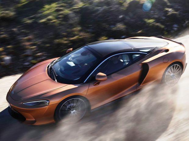 McLaren GT - 2019