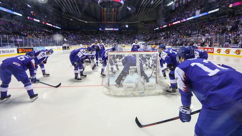 Slovensko, hokej, Nemecko