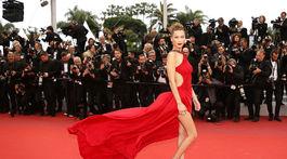 Americká topmodelka Bella Hadid.