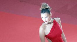 Americká topmodelka Bella Hadid vyzerala opäť uchvátne.