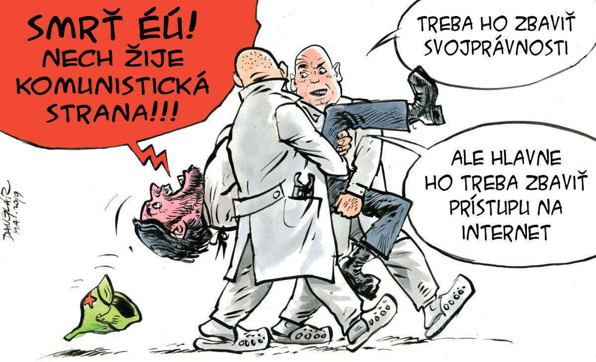 Karikatúra 18.05.2019