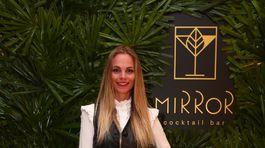 Herečka Milena Minichová.