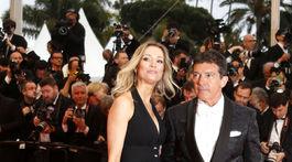 Partneri Nicole Kimpel a Antonio Banderas.