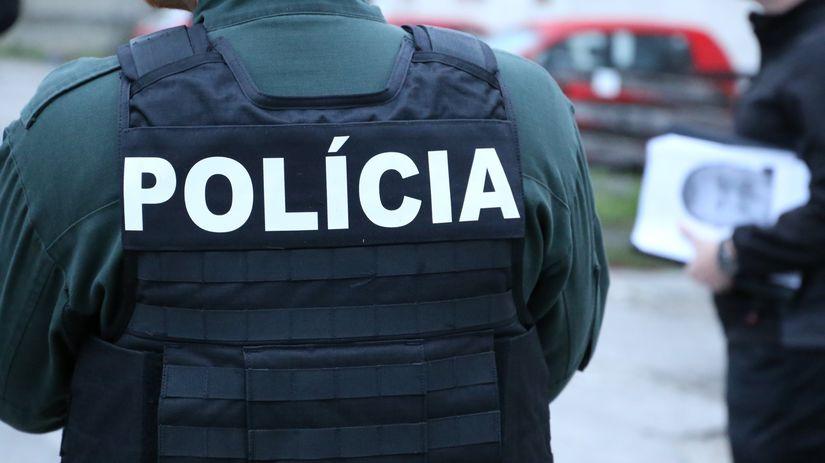 Polícia SR