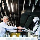 práca, zamestnanie, robot, robotizácia
