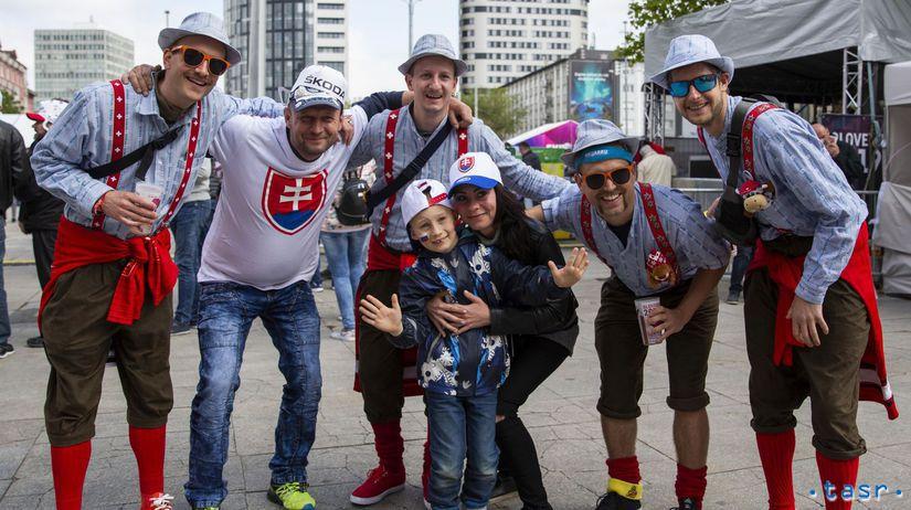 SR MS2019 Hokej A Francúzsko Slovensko...