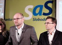 Vláda pravdepodobne končí, o nominácii do EK by mala hovoriť s opozíciou, tvrdí SaS