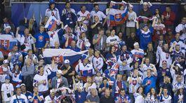 Slovenskí fanúšikovia, radosť