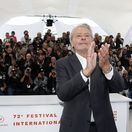 alain delon cannes 2019