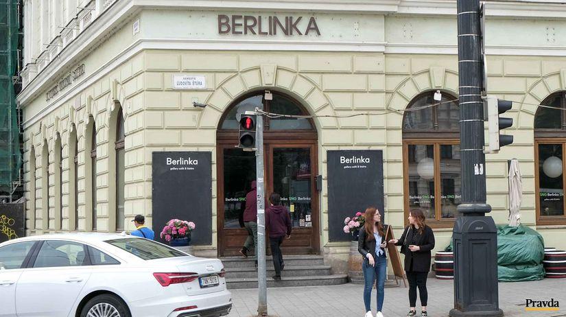 Berlinka / kaviaren /
