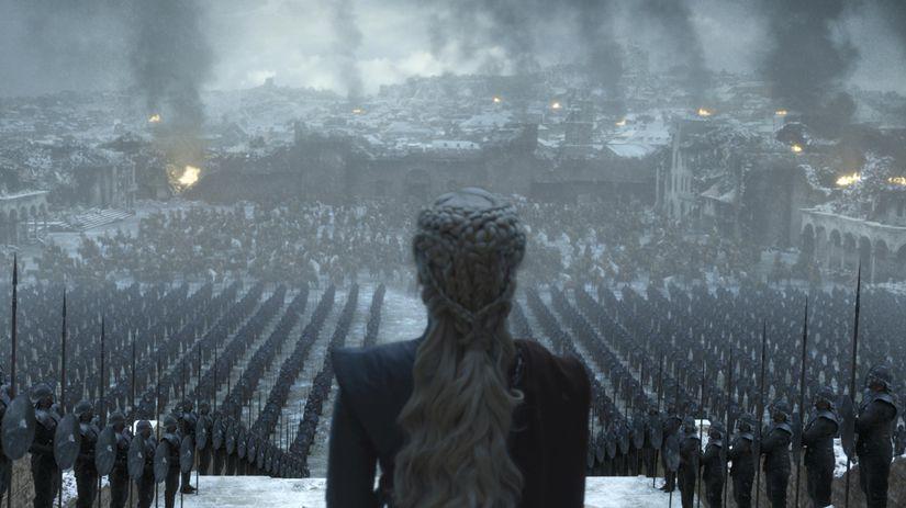 hra o tróny, game of thrones, daenerys,