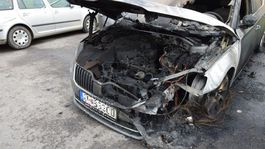 Autá horeli po celom Slovensku