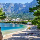 Chorvátsko, dovolenka, letovisko, more
