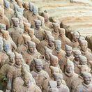 Čína, Xian, Terakotová armáda