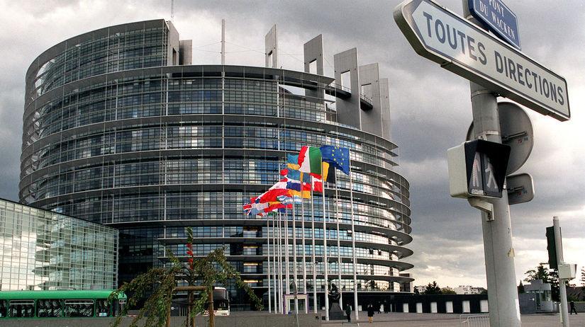 EÚ / Parlament / Štrasburg /