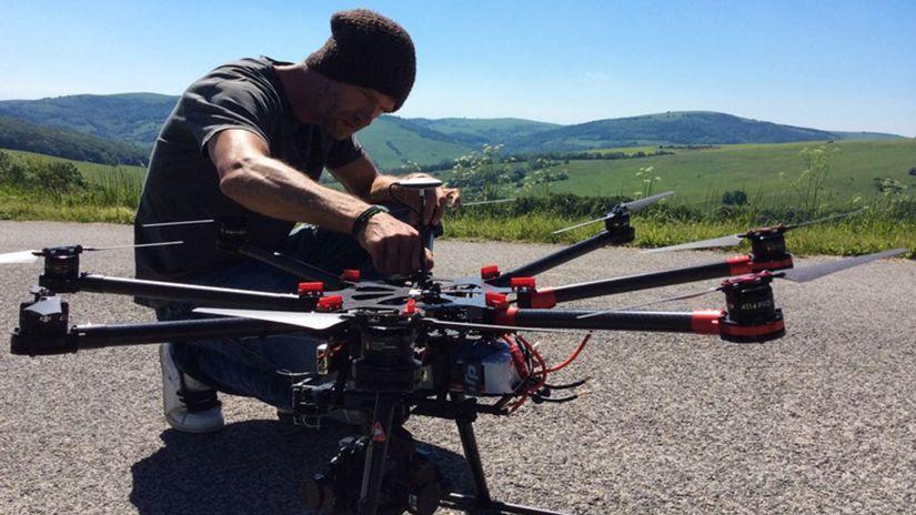 Film Expo X-drone