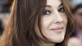 Herečka Monica Bellucci predstavila v Cannes film The Best years in Life.
