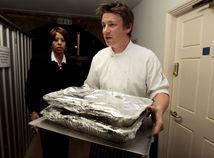 Reštaurácie Jamieho Olivera bankrotujú