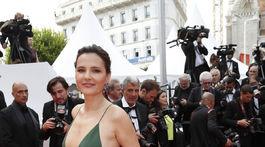 Francúzska herečka Virginie Ledoyen.