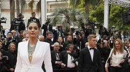 Herečka Sonam Kapoor v kreácii Ralph & Russo Haute Couture.