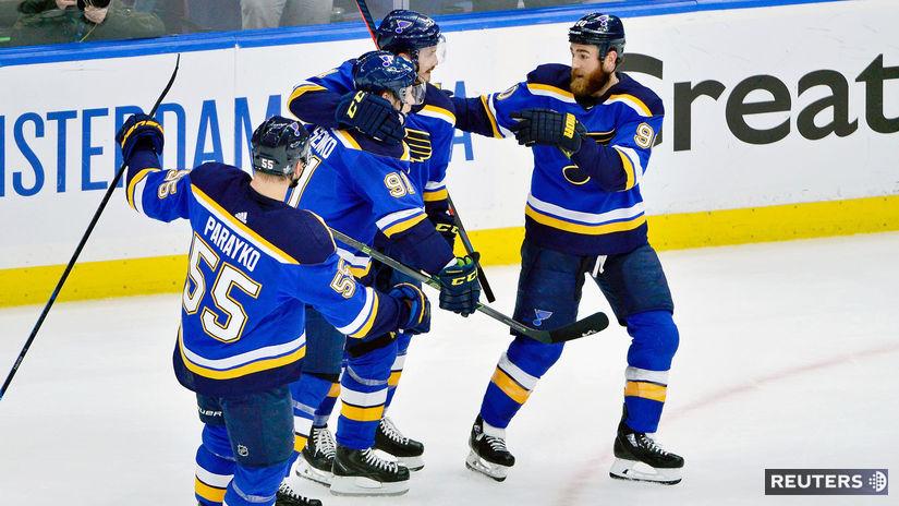 hokej NHL