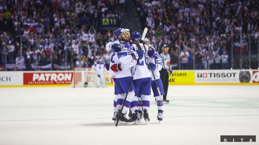hokejisti, Slovensko