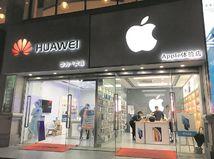 Čínska odveta za Huawei môže zničiť dominanciu Apple
