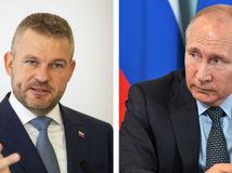 Exkluzívne: Pellegrini poletí do Ruska