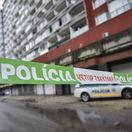 polícia streľba Bratislava Petržalka Holíčska ulica páska