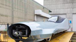 Šinkansen Alfa-X - najrýchlejší vlak