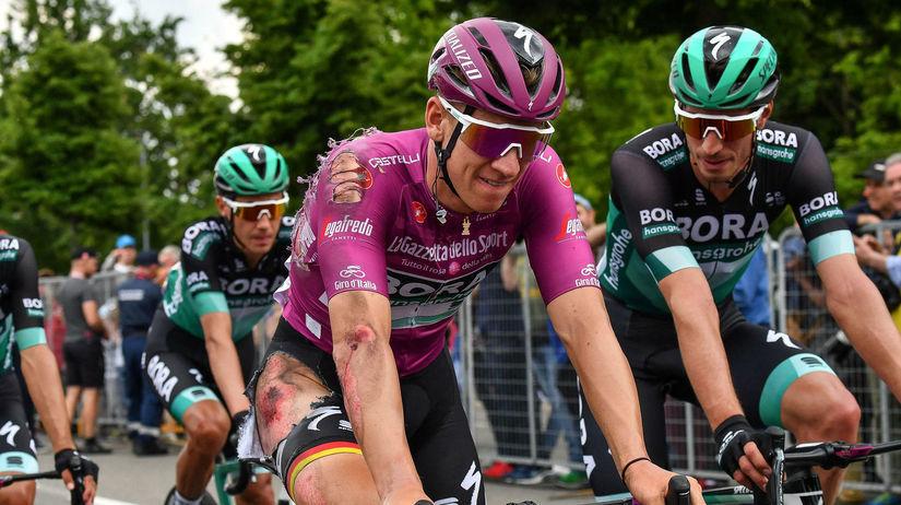 Taliansko cyklistika Giro 10. etapa Ackermann