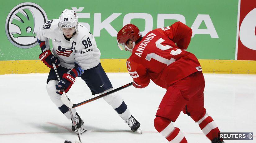 Kane USA hokej MS 2019