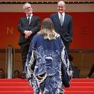 Na premietanie filmu Matthias & Maxime prišla aj herečka Marion Cotillard. V kreácii Balmain.