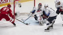SR Bratislava MS2019 Hokej 1/4 Rusko USA BAX