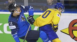 SR Košice MS2019 Hokej 1/4 Fínsko Švédsko KEX