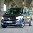 Dacia Lodgy Techroad