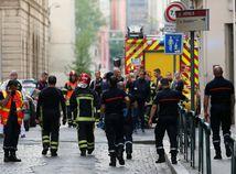 francúzsko, lyon, hasič, záchranár, bomba