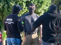 Kolarovo, Kuciak, vrazda, policia, NAKA, razia,