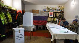 EUROVO¼BY: Otvorenie volebných miestností
