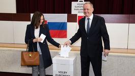 EUROVO¼BY: Volebný akt Andreja Kisku