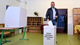 EUROVO¼BY: Volebný akt Petra Pellegriniho