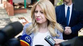 EUROVO¼BY: Volebný akt Zuzany Èaputovej